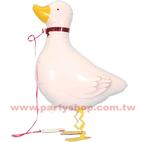 55cm w x 46cm h 散步鴨子Duck