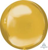 16吋 金 鏡面立體正圓[T6]