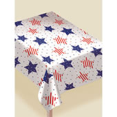 美國大星-塑膠桌布[T3]