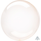 20吋 透明染色球-橘[T5]
