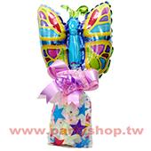 五彩蝴蝶糖果組_07366<客製商品需先付款>