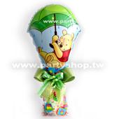維尼拉傘糖果組-22324<客製商品需先付款>
