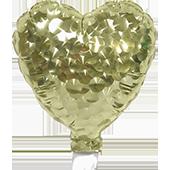7吋愛心-鑽石白金[T10]