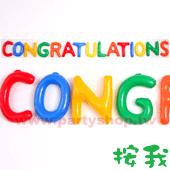 14吋 彩色耐久-恭喜組[T2]