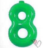 14吋 8-耐久數字-綠[T3]