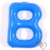 14吋 B-耐久字母-藍[T3]