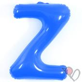 14吋 Z-耐久字母-藍[T3]