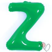 14吋 Z-耐久字母-綠[T3]