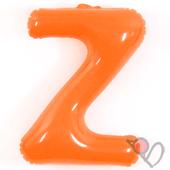14吋 Z-耐久字母-橘[T3]