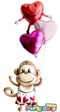 愛情猴仔要說愛