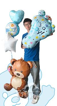 新生兒寶貝熊<可宅配>