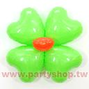 繽紛糖果球花-綠色[中]