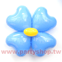 繽紛糖果球花-藍色[中]