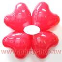 繽紛糖果球花-紅色[大]