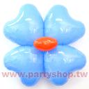 繽紛糖果球花-藍色[大]