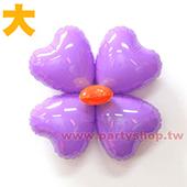 繽紛糖果球花-紫色[大]