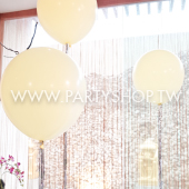 鋁箔流蘇氣球