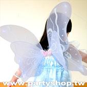 四色 立體雙層蝴蝶翅膀[T15]