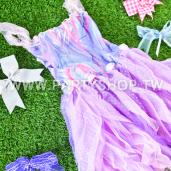 紫花瓣公主衣[T2]