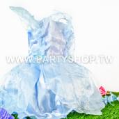 水藍精靈公主衣[T2]