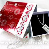 三色方型珠鍊紙袋/個 (限定買球束加價購優惠專用)