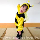 蜜蜂絨布裝[T3]
