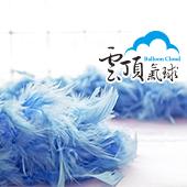 淺藍--羽毛條(7呎)/條 [T3]