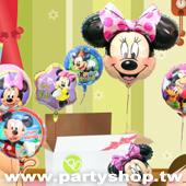 氣球樂活1000_米妮_07765